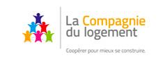 logo de la compagnie du logement