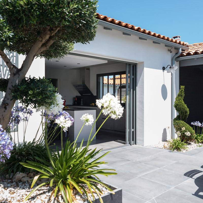 Constructeur maison contemporaine Charente-Maritime