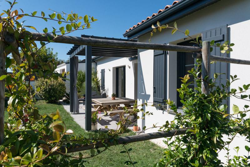 constructeur maison contemporaine Royan, Aytré, La Rochelle