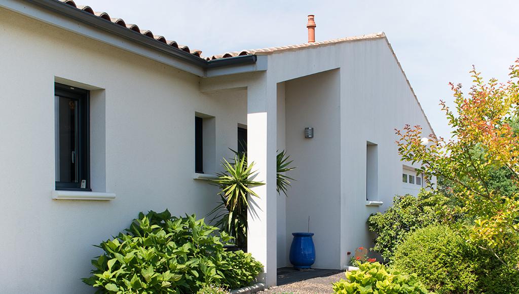 Villa moderne de plain pied