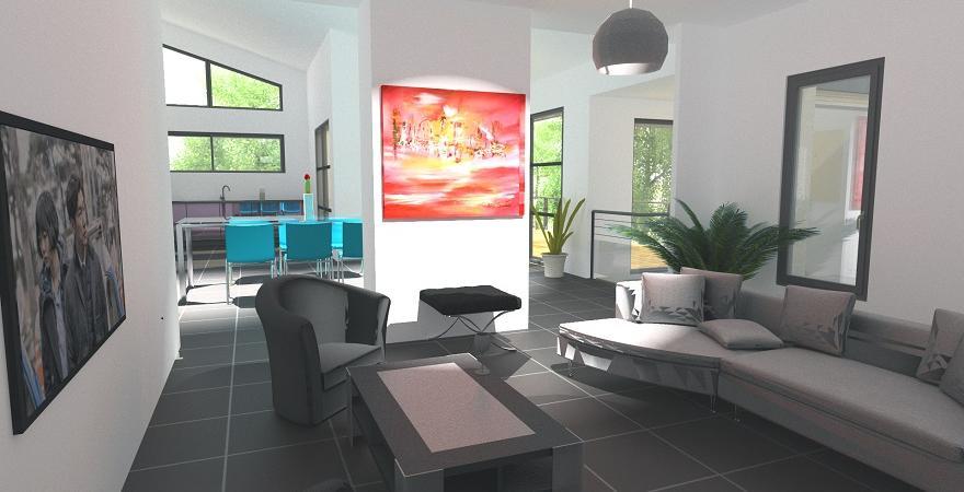 Magnifique villa contemporaine à Niort