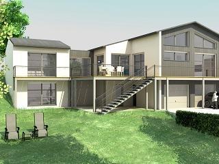 Construire une maison de luxe par Villa Tradition