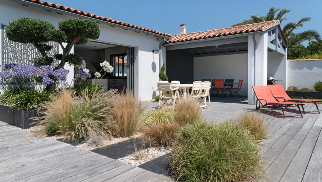 Constructeur villa contemporaine Charente-Maritime