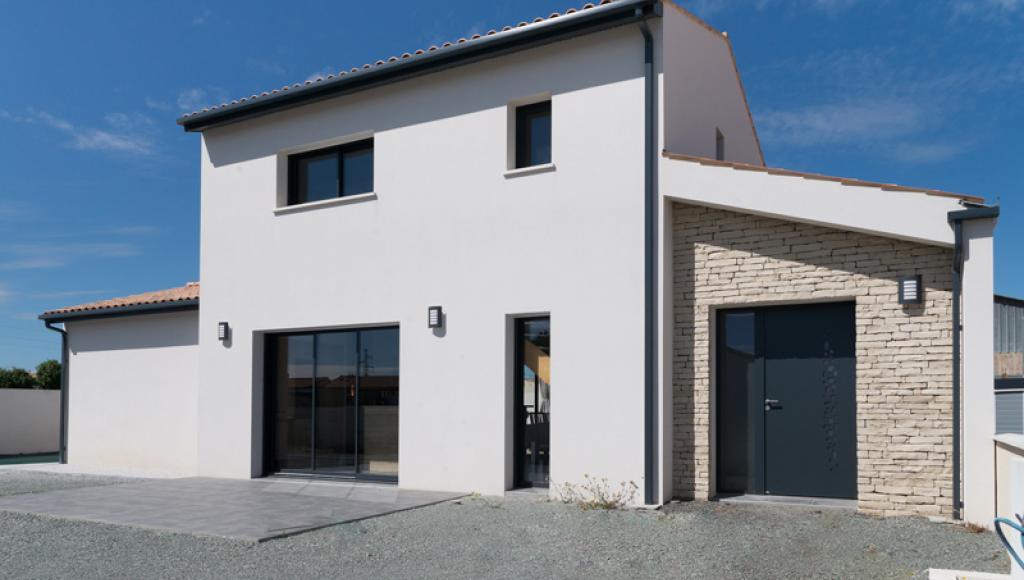 Construction d'une maison à étage à Niort